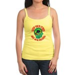 Keep Your Cures Jr. Spaghetti Tank