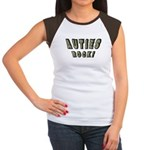 Auties Rock! Women's Cap Sleeve T-Shirt