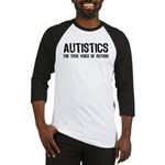 True Voice of Autism Baseball Jersey