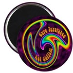 Cure Ignorance (Rainbow) Magnet