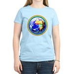 Autistic Planet Women's Light T-Shirt