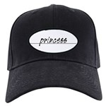 Minimal Princess Costume Black Cap