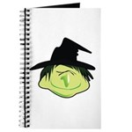 Happy Green Witch Journal