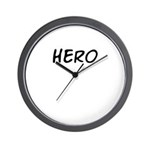 HERO Wall Clock