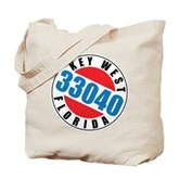 Key West 33040 Tote Bag