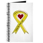 Military wife yellow ribbon OEF Journal