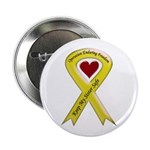 Sister Safe OEF yellow ribbon Button