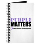 PurpleMatters-Alzheimer's Journal