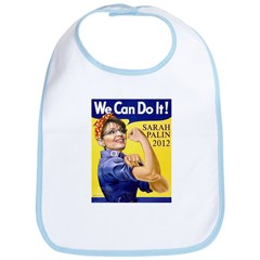 We Can Do It in 2012 Bib