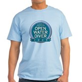 Open Water Diver 2009 Light T-Shirt