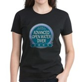 Advanced OWD 2009 Women's Dark T-Shirt