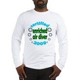 Nitrox Diver 2009 Long Sleeve T-Shirt