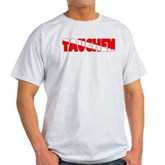 Tauchen German Scuba Flag Light T-Shirt