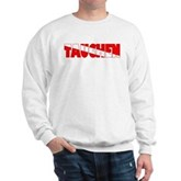 Tauchen German Scuba Flag Sweatshirt
