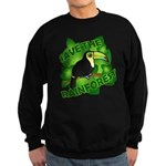 Save the Rainforest Sweatshirt (dark)