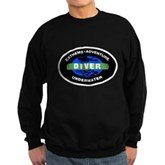Diver Sweatshirt (dark)