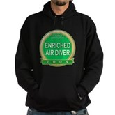  Nitrox Diver 2009 Hoodie (dark)