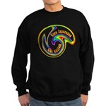 Cure Ignorance (Rainbow) Sweatshirt (dark)