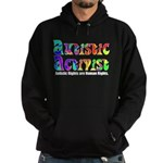 Autistic Activist v1 Hoodie (dark)