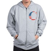 C stands for Colbert Zip Hoodie