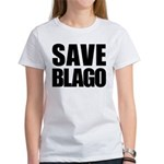 Save Illinois Governor Blagojevich, he's innocent! Women's T-Shirt