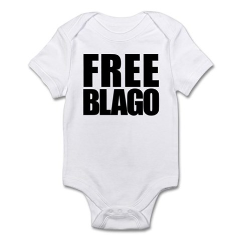 Free Blago Infant Bodysuit