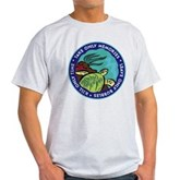 Take Only Memories (turtle) Light T-Shirt