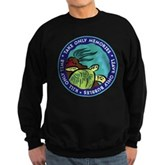 Take Only Memories (turtle) Sweatshirt (dark)