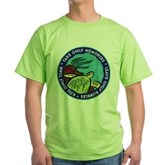 Take Only Memories (turtle) Green T-Shirt