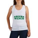 Beer Wench St. Patrick's Day Women's Tank Top