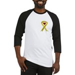 Military Brother Yellow Ribbon Baseball Jersey