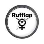 Ruffian Wall Clock