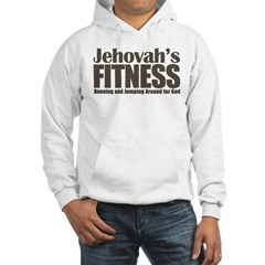 Jehovah's Fitness Hooded Sweatshirt