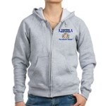 Cooties Awareness Women's Zip Hoodie