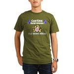 Cooties Awareness Organic Men's T-Shirt (dark)