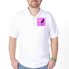 iFart Funny Spoof Golf Shirt