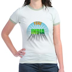 Pune India Jr. Ringer T-Shirt