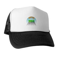 Amritsar India Trucker Hat