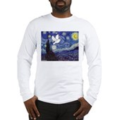 Starry Dove Long Sleeve T-Shirt