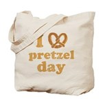 I Pretzel Pretzel Day Tote Bag