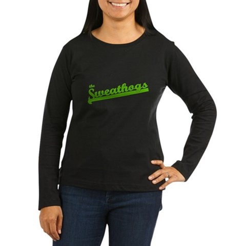 Sweathogs Women's Long Sleeve Dark T-Shirt