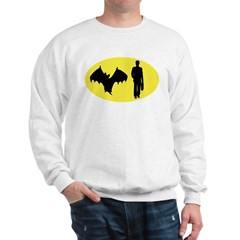 Bat Man Sweatshirt