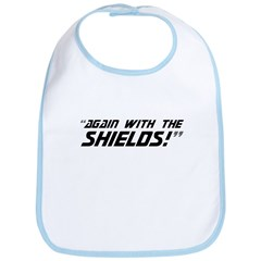 Again With The Shields! Bib