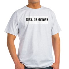 Mrs. Nakamura Light T-Shirt