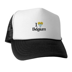 I Love Belgium (Fries) Trucker Hat