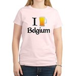 I Love Belgium (Beer) Women's Light T-Shirt