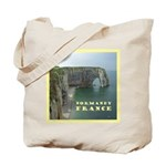 Normandy, France Tote Bag
