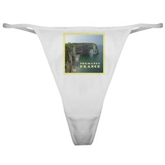 Normandy, France Classic Thong