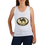 Egyptian Camel Women's Tank Top