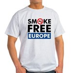 Smoke Free Europe Light T-Shirt